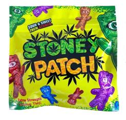 Stoney Patch Edible Cannabis Gummies
