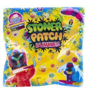 Tropical Stoner Patch Edible Cannabis Gummies